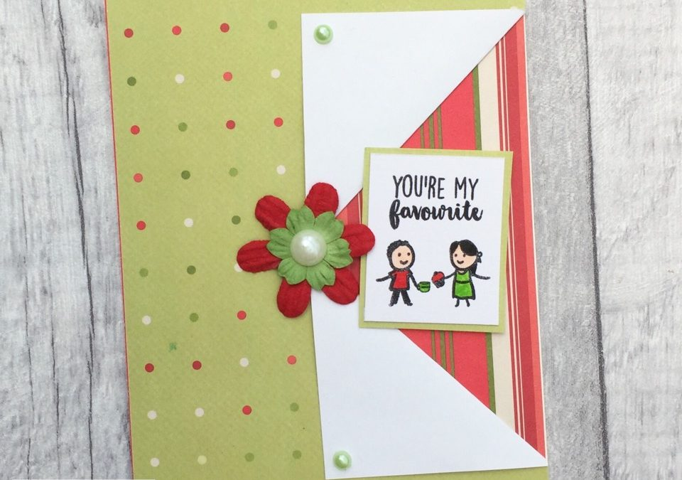 Forever friendship card – Natalie Bowers