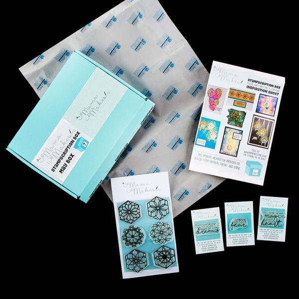 Mama Makes May Stampscription Box