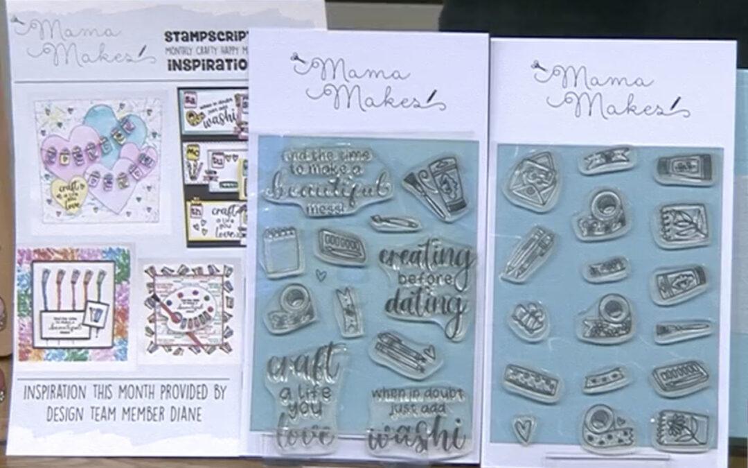 August 2020 Stampscription Box