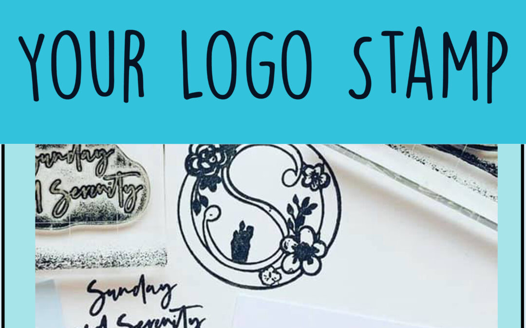 Your Logo/Own Words Stamp