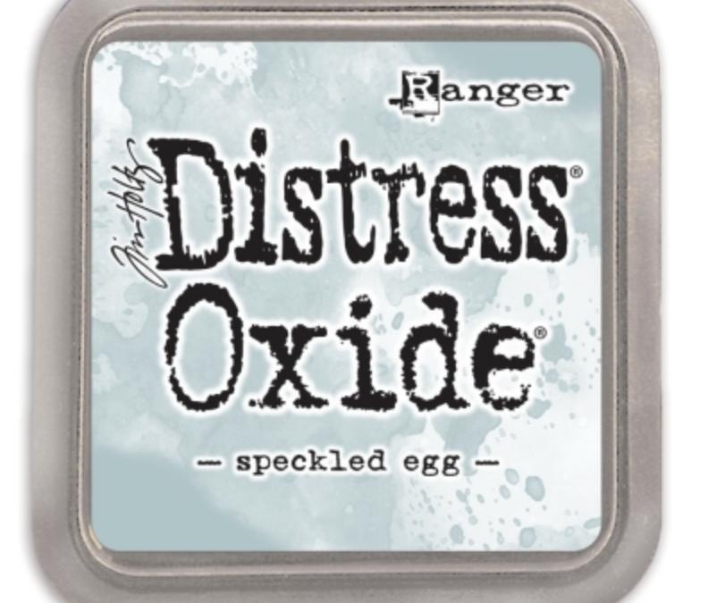 Ranger Distress Oxide Ink Pad – Speckled Egg